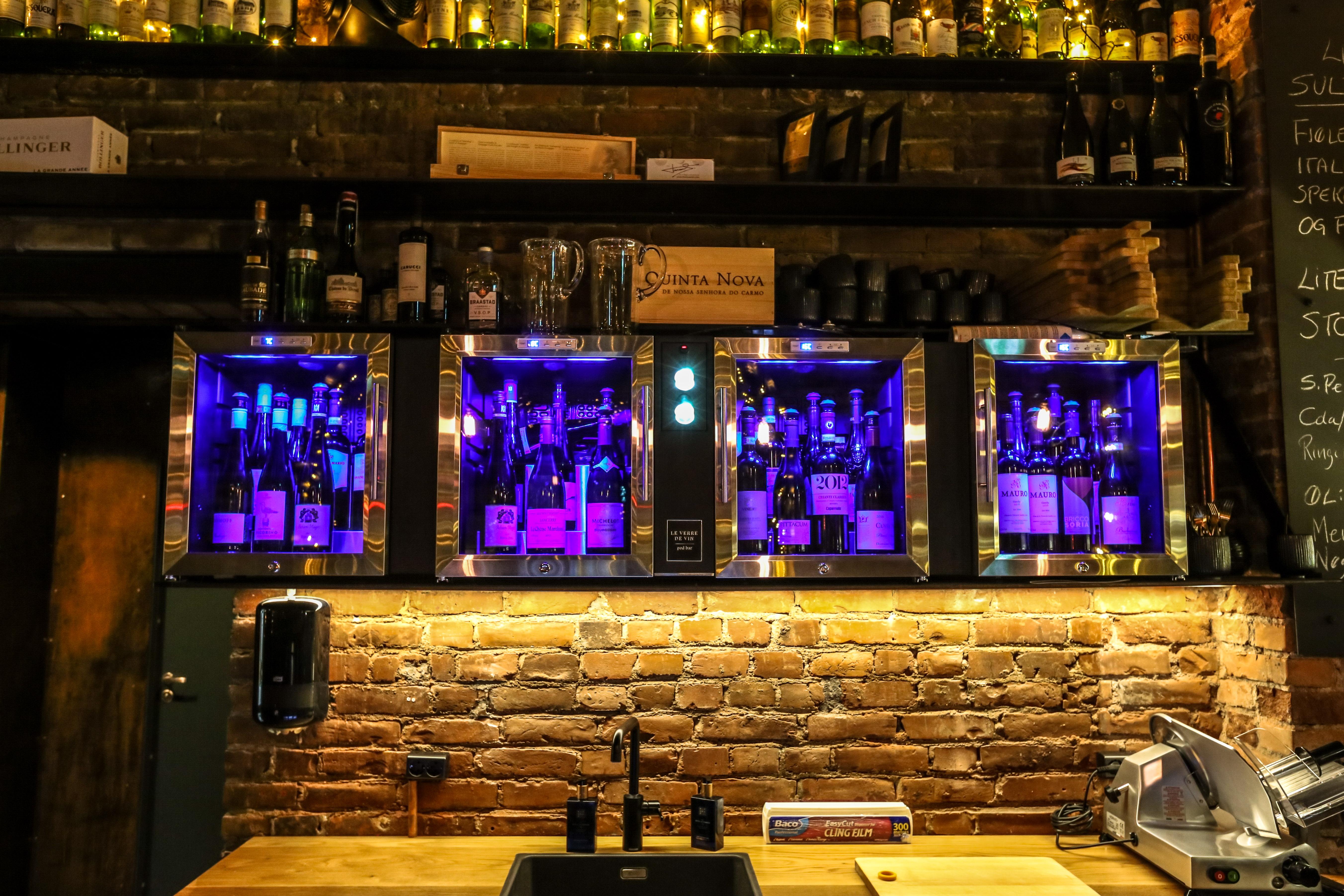 Vino Bar Pod Bar